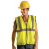 ECO-GCL Value Mesh Class 2 Safety Vest Safety Yellow/Safety Orange
