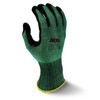 Axis™ Cut Protection Level A2 Foam Nitrile Coated Glove with Dotted Palm