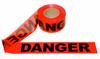 """Red Danger Tape 3"""" x1000 Barricade Tape"""