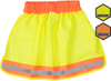 Cordova Hi Vis Two Tone Neck Sun Shade - One Size Fits Most Cap Style and Full Brim Style Hard Hats
