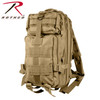 First Responder First Aid Kit Coyote Brown | Military First Aid Supplies | Rothco Military Medical Trauma Kit Coyote Brown | Rothco 1105 Coyote Brown