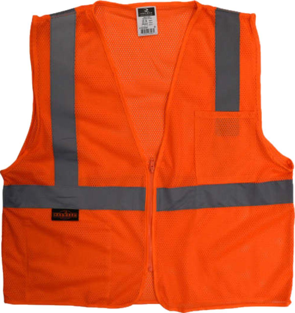SV2 Safety Orange  Safety Vest   Safety Green Class 2 Safety Vest   Lime Safety Jacket   Hi Vis Safety Vest