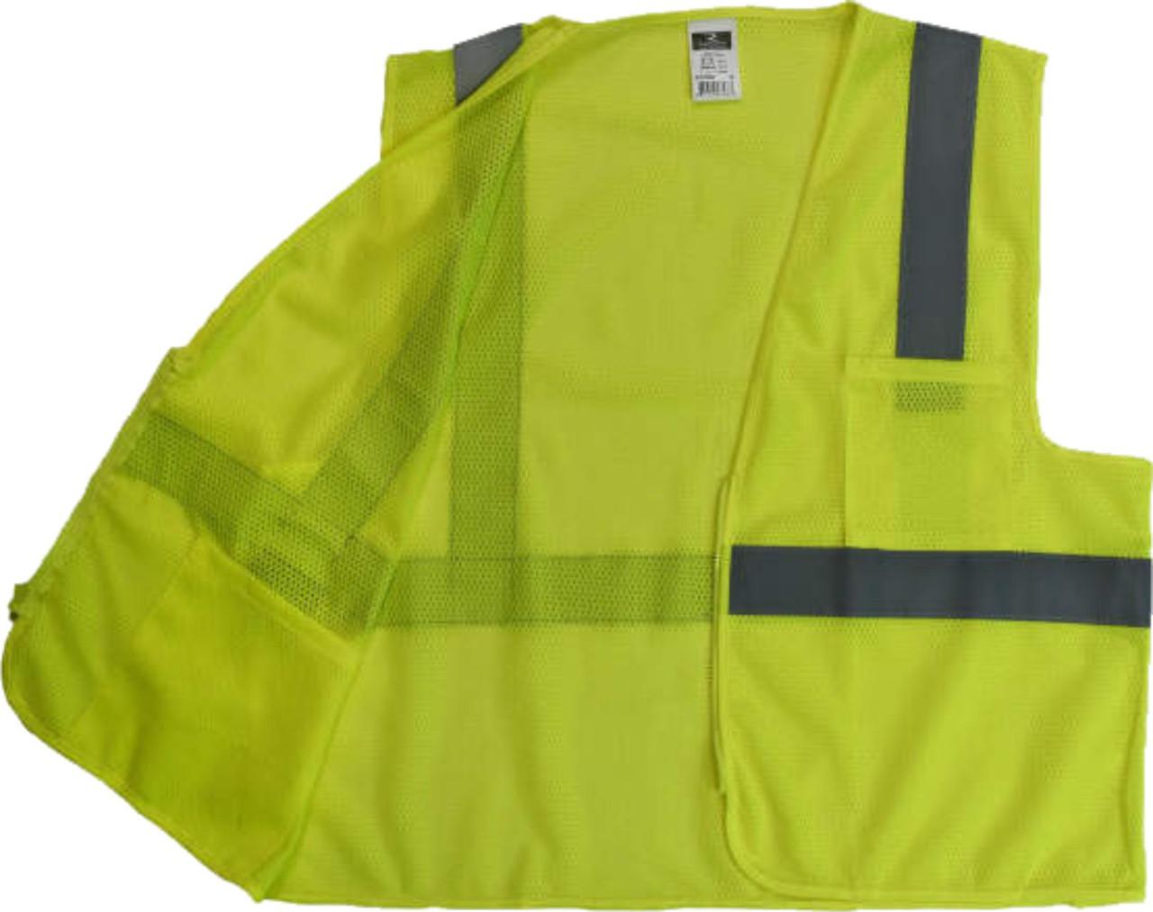 Safety Vest with Pockets