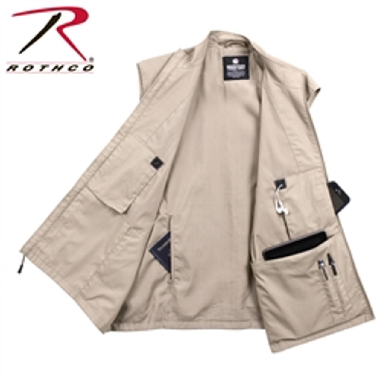 Undercover Travel Vest