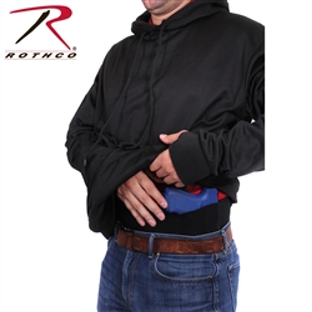 Concealed Carry Hoodie