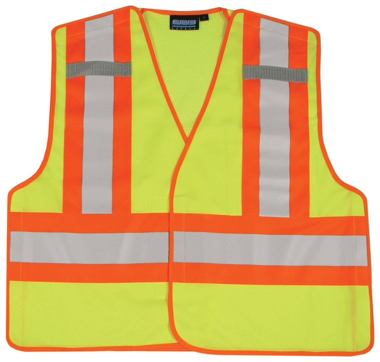 S345 5 pt Breakaway Safety Vest Class 2