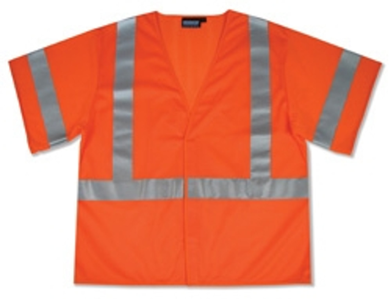 Class 3 Mesh Vest Lime or Orange - ERB S20