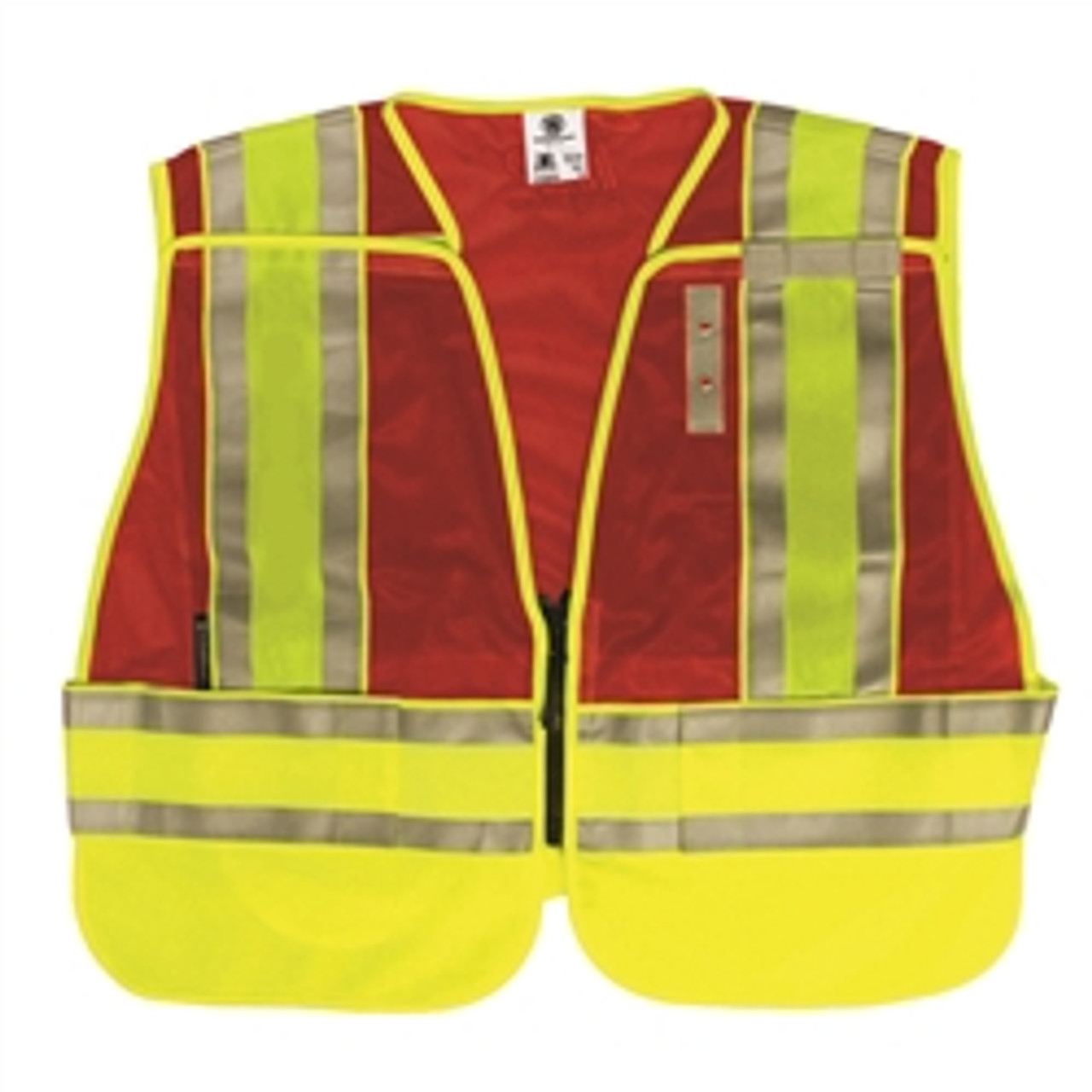 Split Tape Incident Command Vest