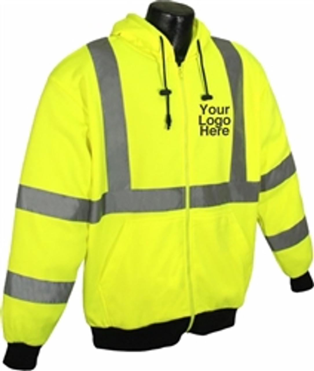 Class 3 Long Sleeve Hooded Sweatshirt *Custom Printing Available*