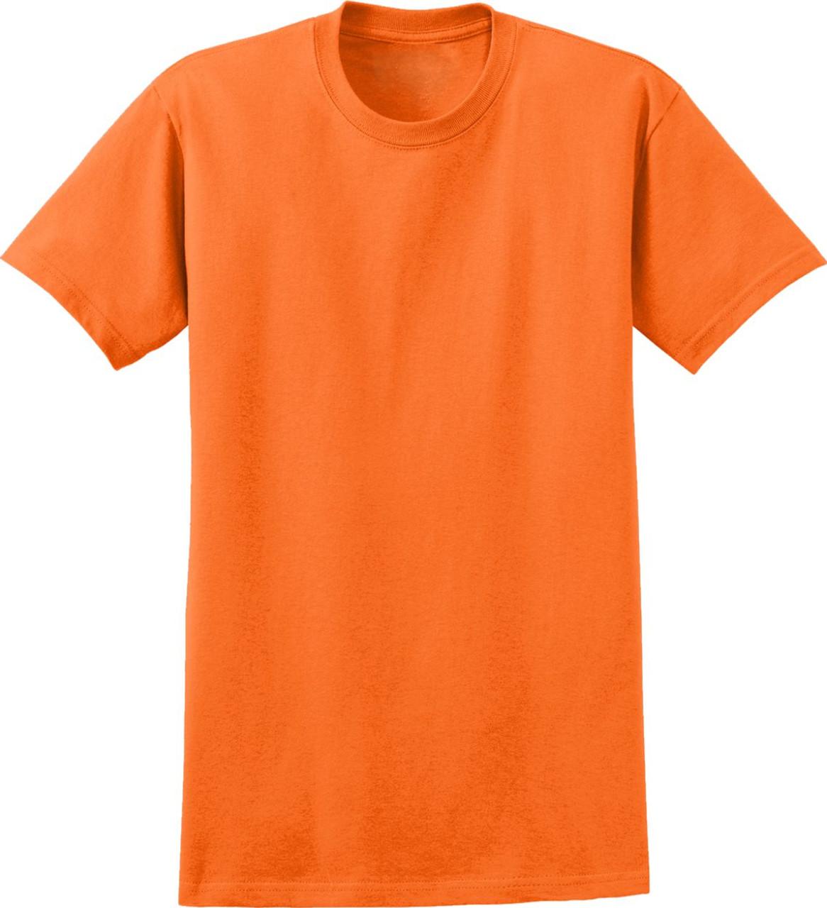 Safety Orange TShirt | Hi Vis Work Shirt