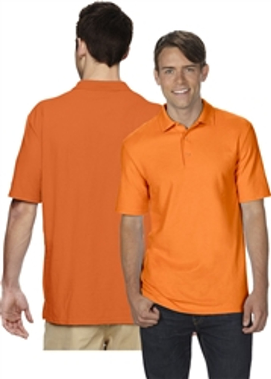 Dryblend Double Pique Polo *Custom Embroidery and Custom Screen Printing Available*
