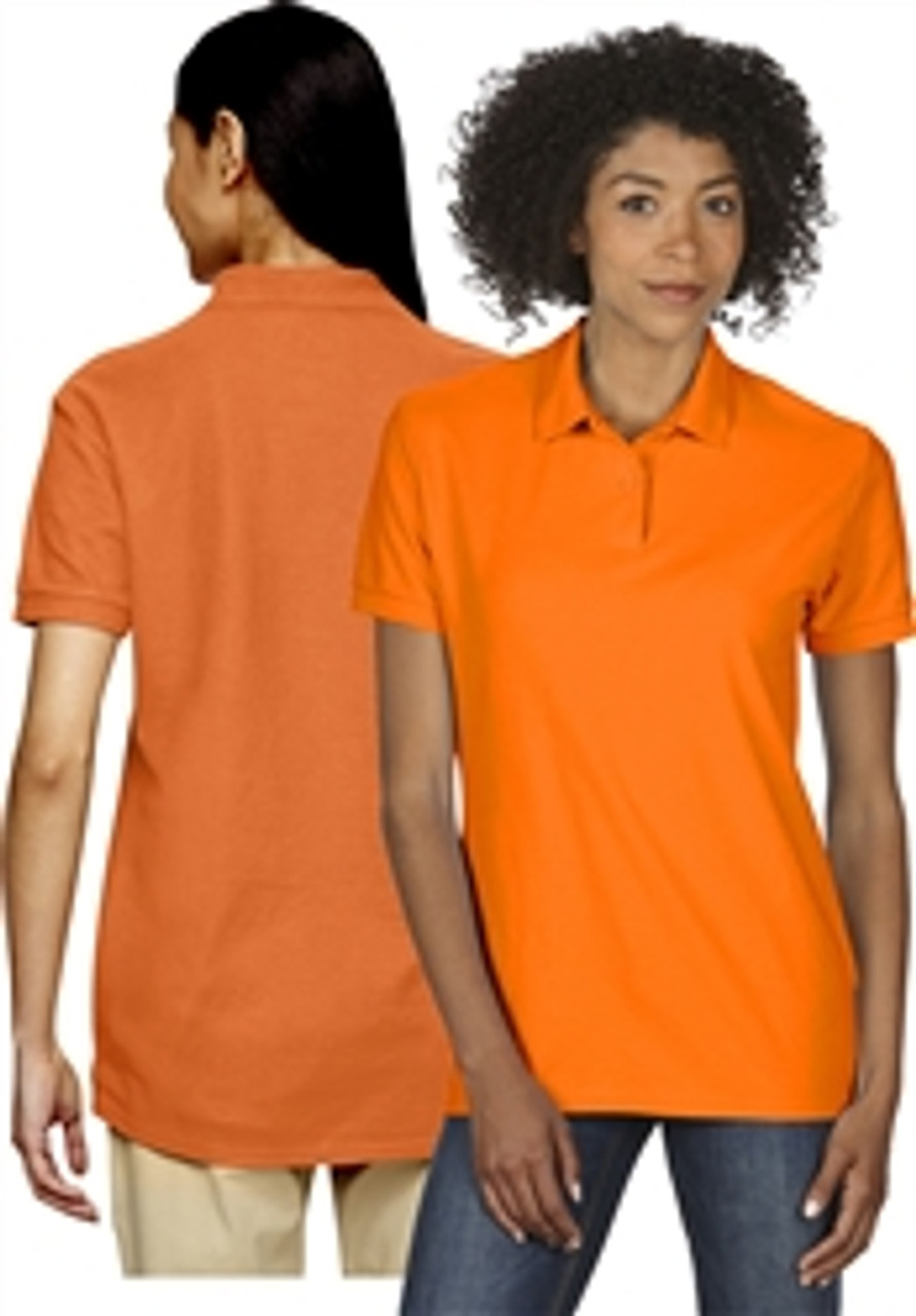 Ladies Dryblend Double Pique Polo *Custom Embroidery and Custom Screen Printing Available*