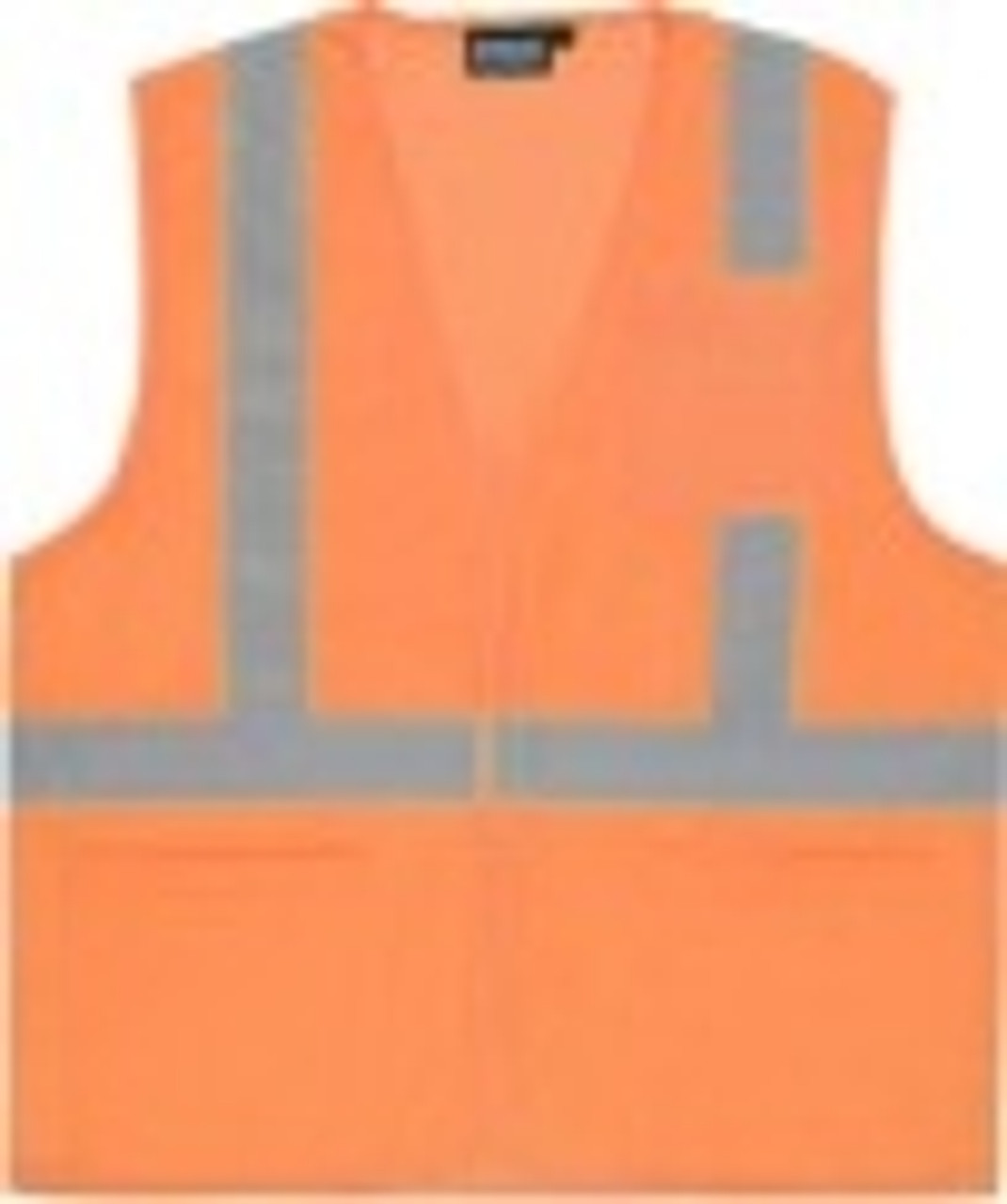 Class 2 Mesh Safety Vest - ERB S362P *Custom Printing Available*