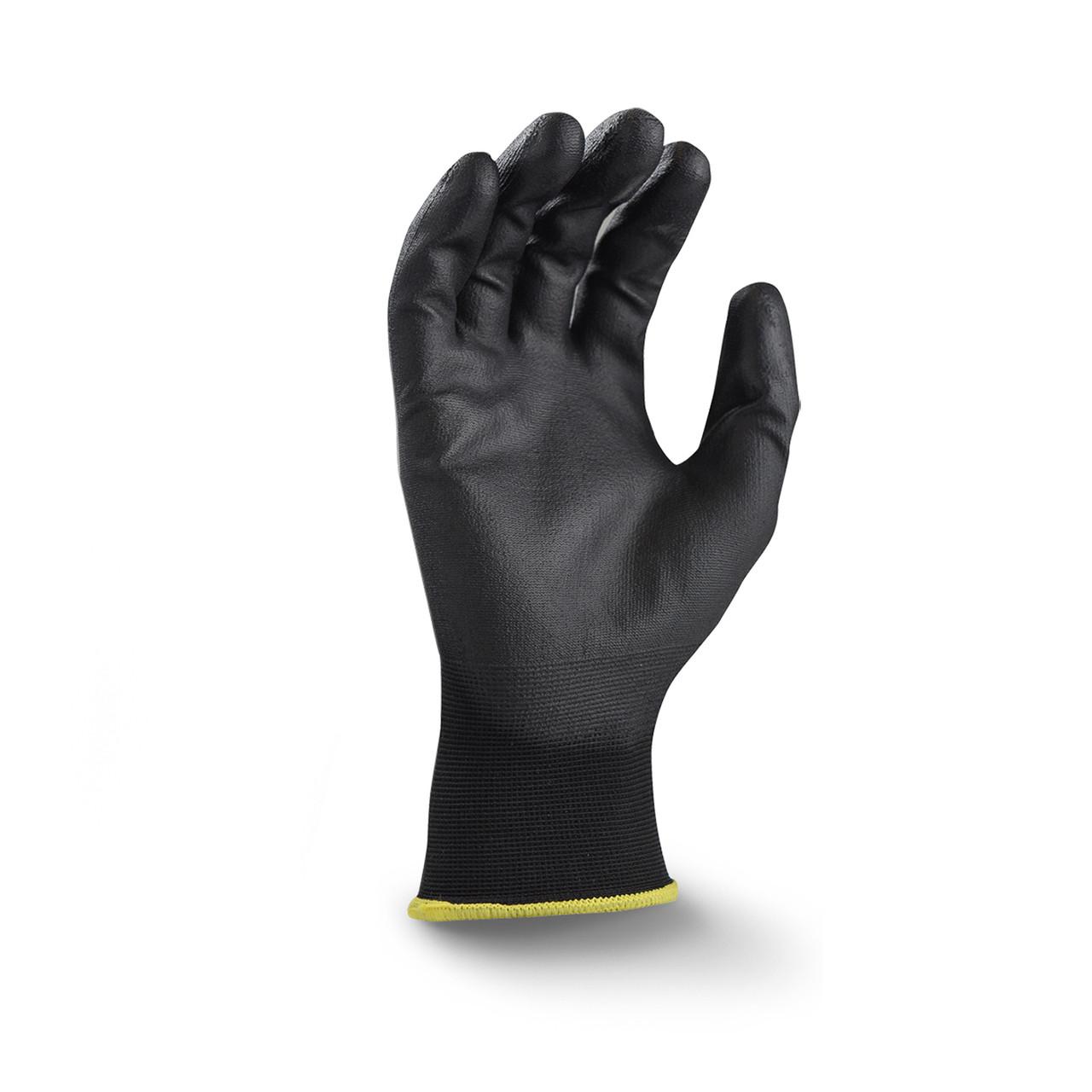 Touchscreen PU Palm Coated Glove