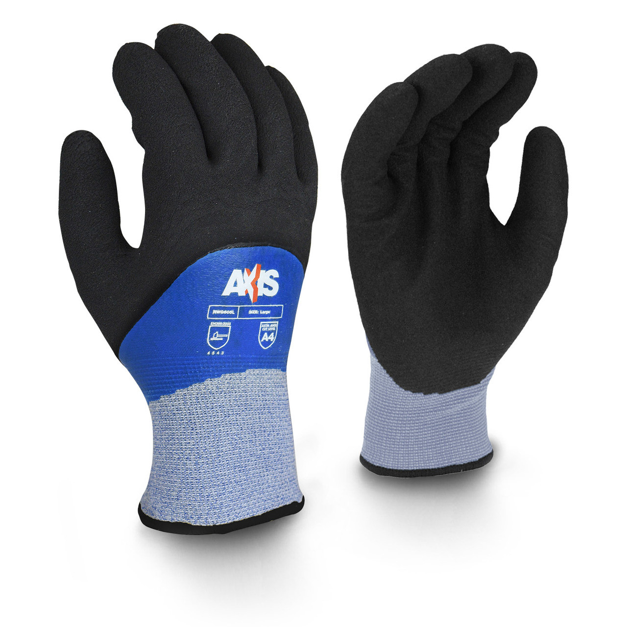 Cold Weather Cut Protection Glove - Level A4