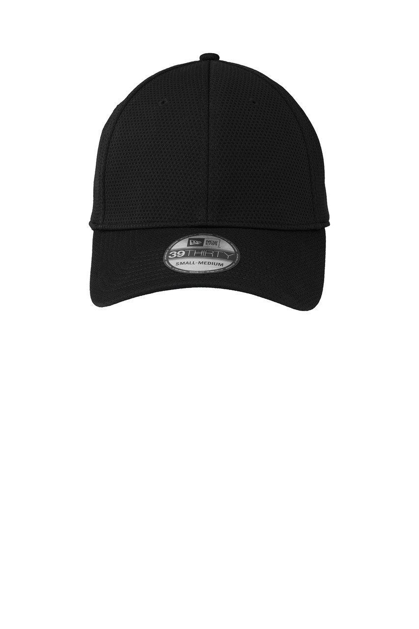 Black New Era Fitted Hat