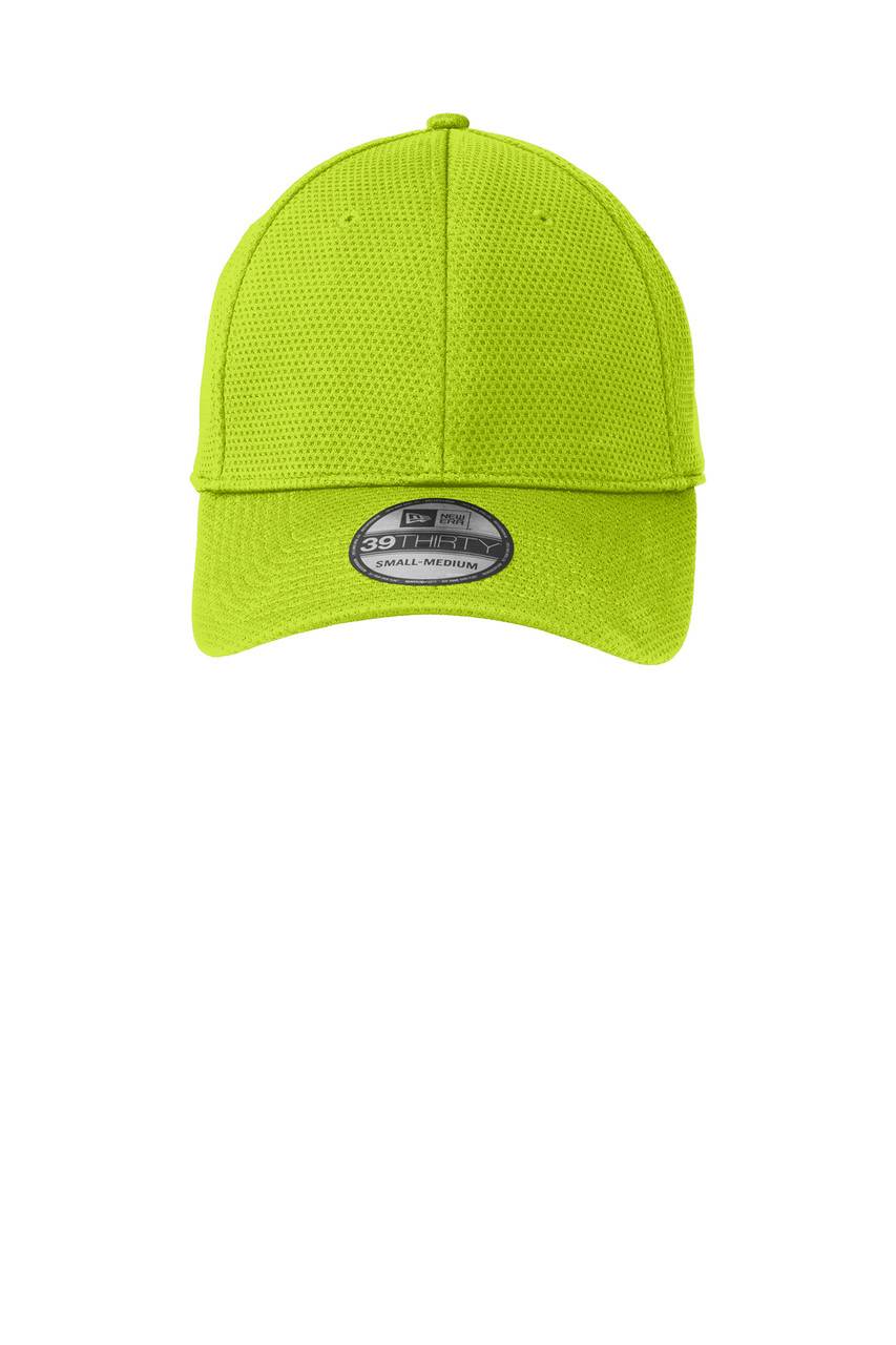 Cyber Green Stretch Fit Hat New Era