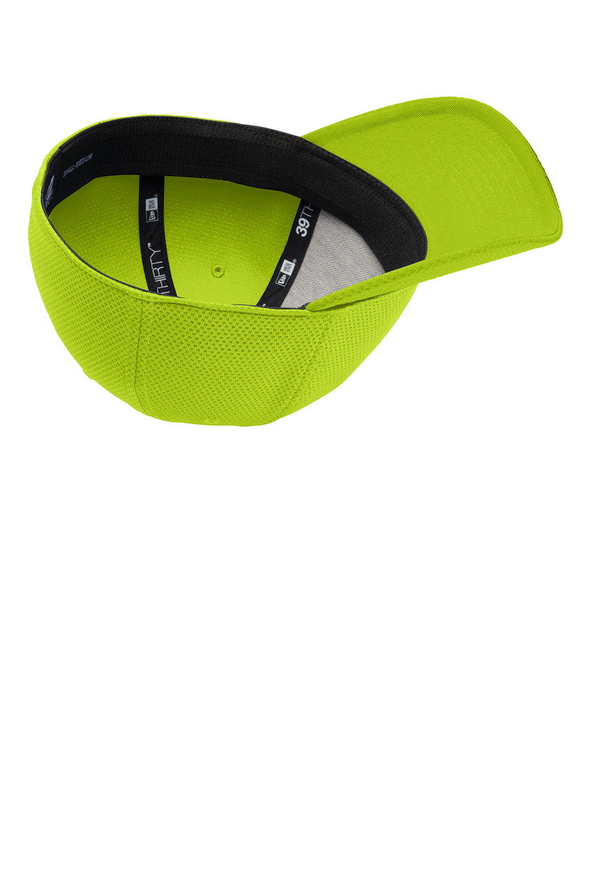 Cyber Green Fitted hat