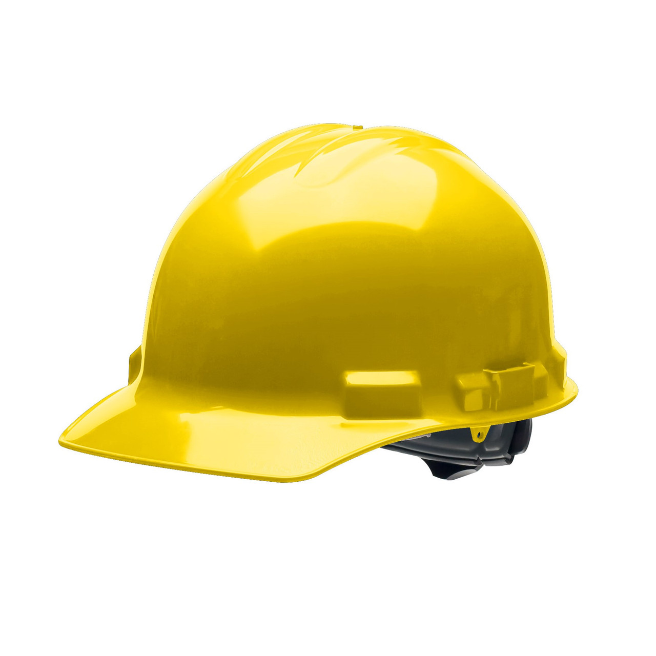 Yellow Hard Hat Helmet Style Made in the USA