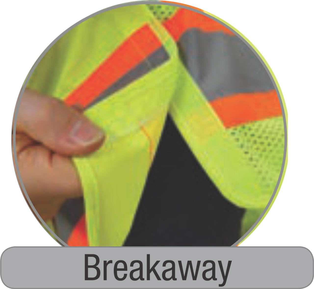 Breakaway Class 2 Vest
