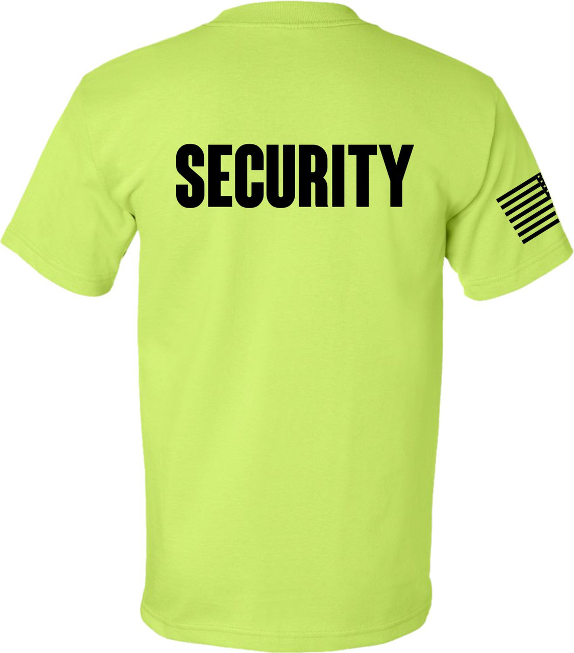 Security Shirt Made in the USA