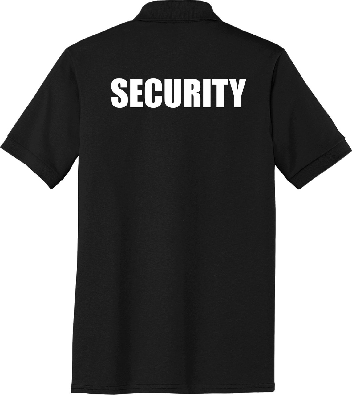 Security Staff Shirts! Great Polo Security Uniform Shirt.