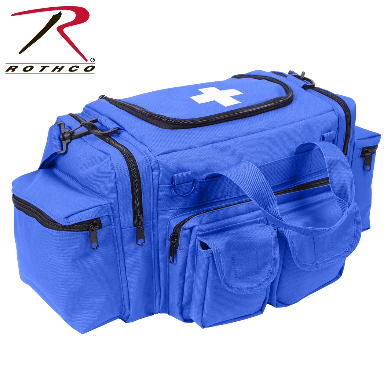 First Responder First Aid Kit Blue