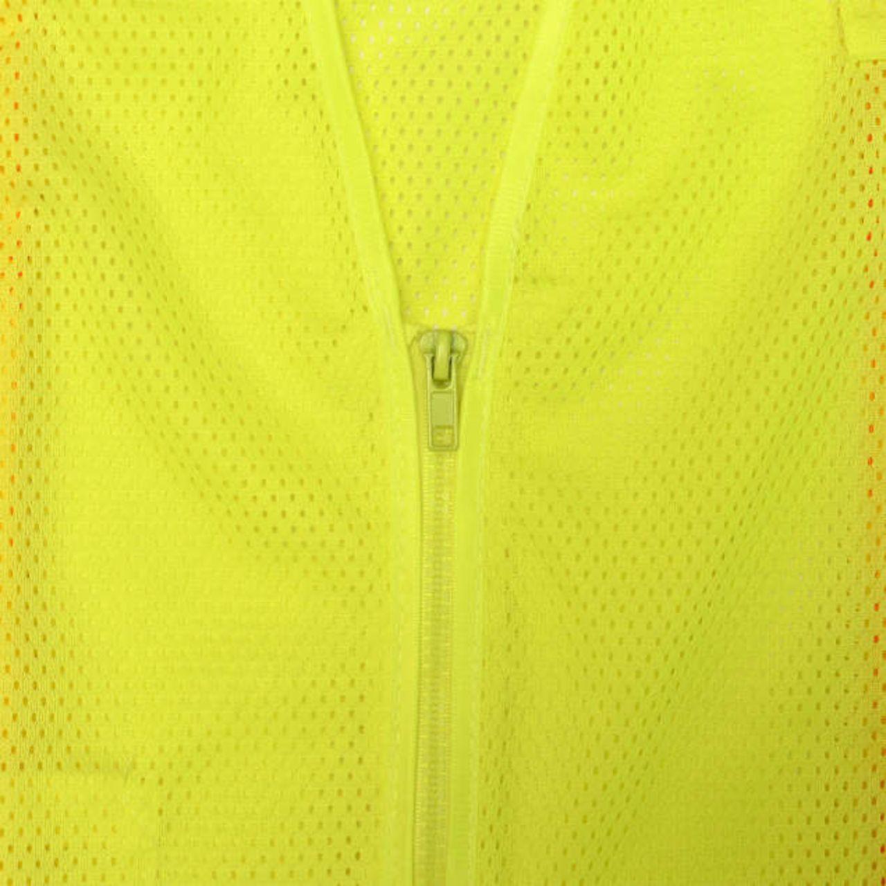 Safety Vest Zipper