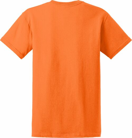 Best Construction Safety Shirts | Safety Orange T-Shirt