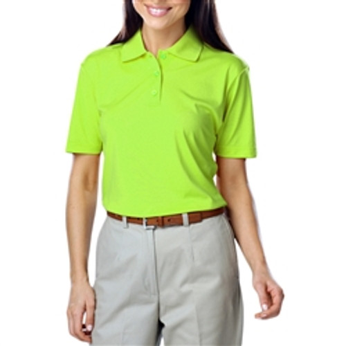 Ladies Value Moisture Wicking Polo *Custom Embroidery and Custom Screen Printing Available*
