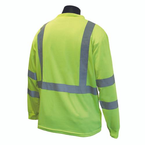 Hi His Class 3 Safety TShirt