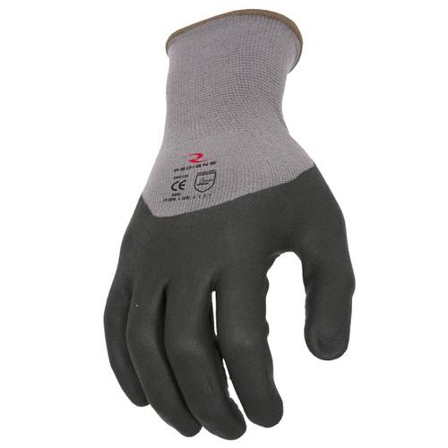 3/4 Foam Dipped Dotted Nitrile Glove