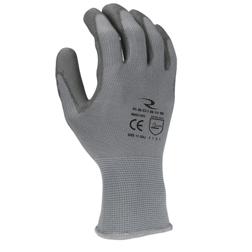 PU Palm Coated Glove