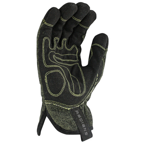 Synthetic Leather FR Work Glove