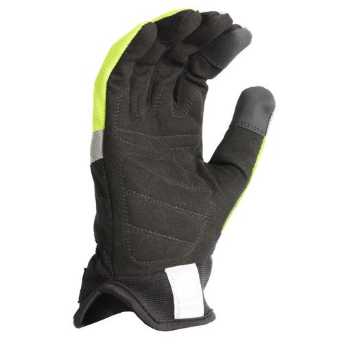 Hi-Viz Utility Glove Back
