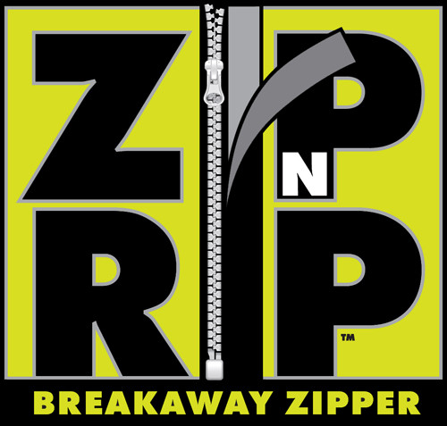 Zip n Rip Breakaway Zipper