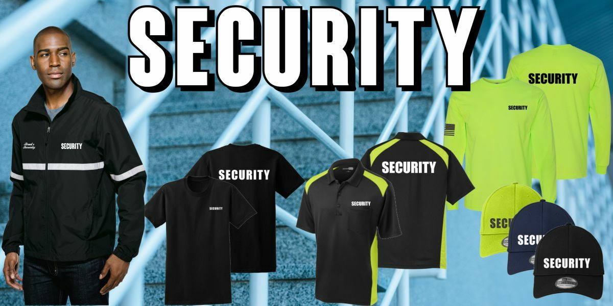 Security TShirts | Security Polos | Security Uniforms
