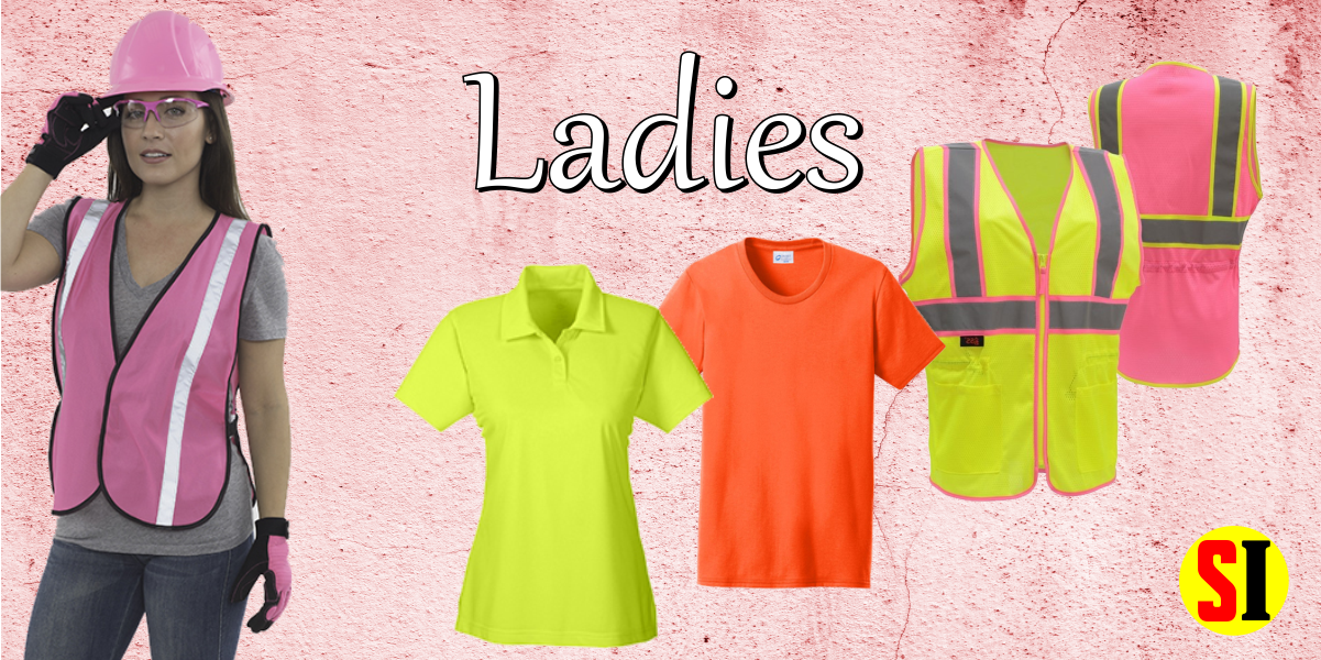 Ladies Safety Apparel