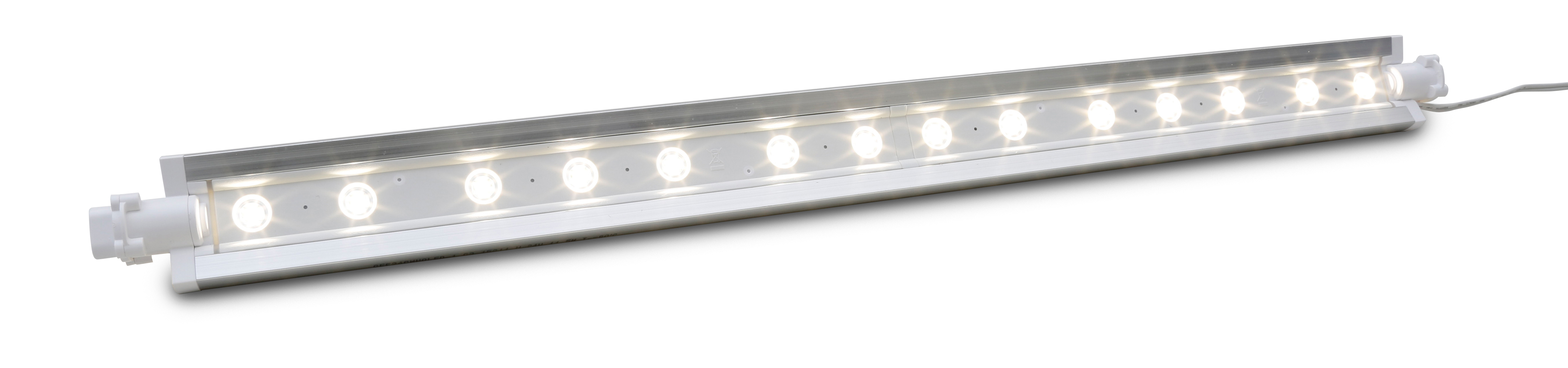 "GE LineFit Lighting System 84"" - 6 Modules"