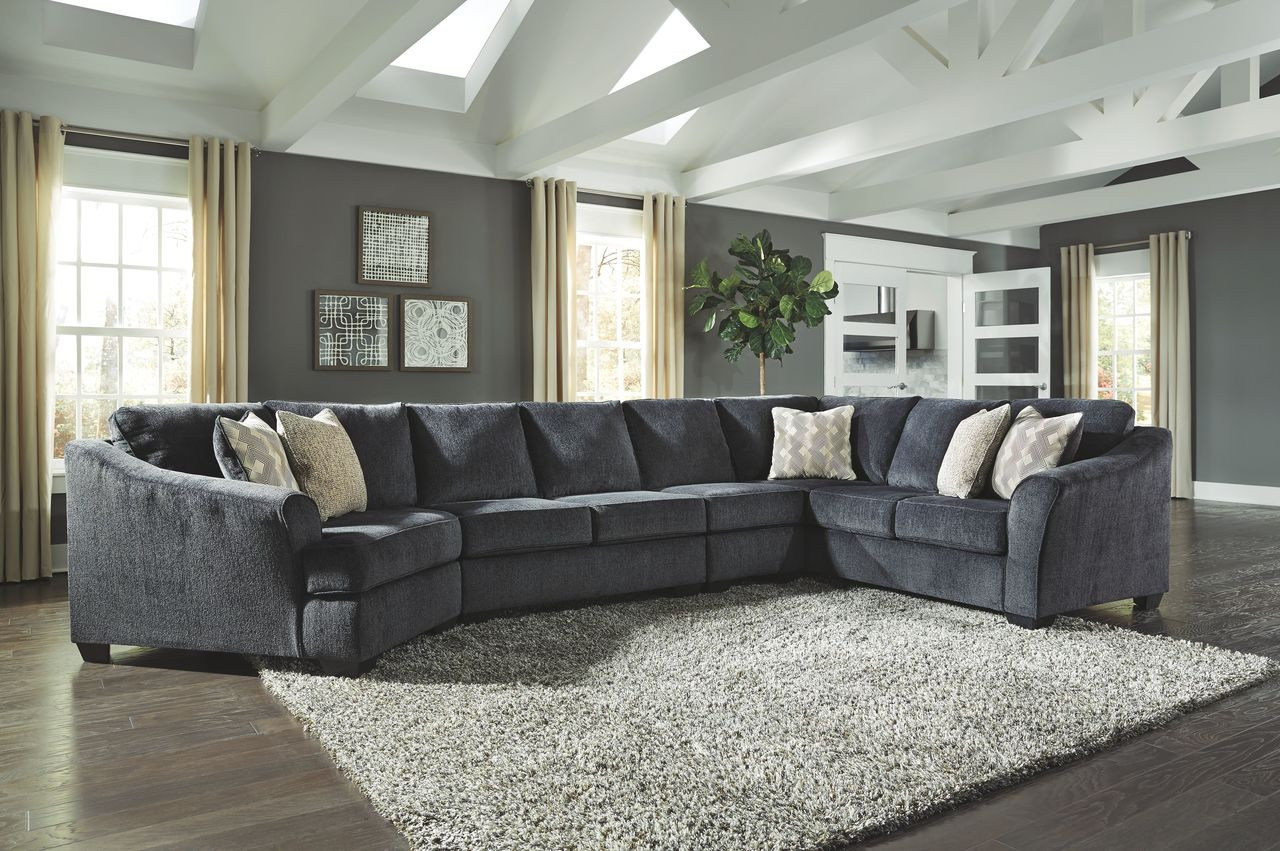 Wondrous Eltmann Slate Laf Cuddler Armless Chair Armless Loveseat Raf Sofa With Corner Wedge Sectional Unemploymentrelief Wooden Chair Designs For Living Room Unemploymentrelieforg