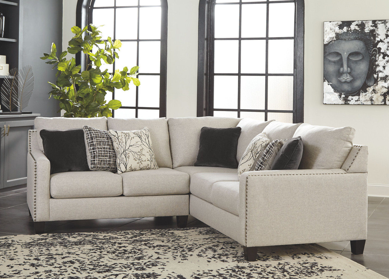 Super Hallenberg Fog Laf Loveseat Raf Sofa Couch With Corner Wedge Sectional Pabps2019 Chair Design Images Pabps2019Com