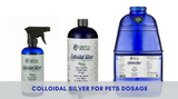 Colloidal Silver For Pets Dosage