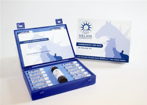 Homeopathic Kit by Helios