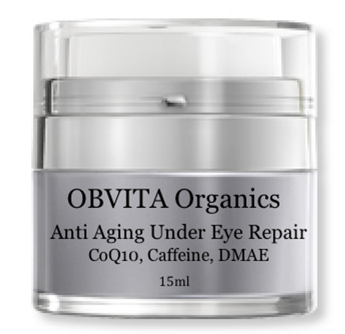 ANTI-AGING CoQ10 DMAE UNDER EYE REPAIR  UNSCENTED