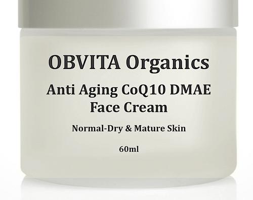 ANTI-AGING CoQ10 DMAE FACE CREAM (sample)