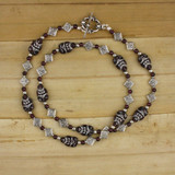 Bamboo View - Buddha Buddies Necklace 23 inches (1446)
