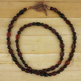 Bamboo View - Koffee Kraze Necklace  on antique copper(1443)