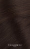 Bel Air Brunette 20 Inch Wrap Ponytail. Real Human Remy Hair.