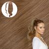 Malibu Blonde Real Human Remy Hair Wrap Ponytail