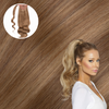 Rodeo Drive Blonde Real Human Remy Hair Wrap Ponytail